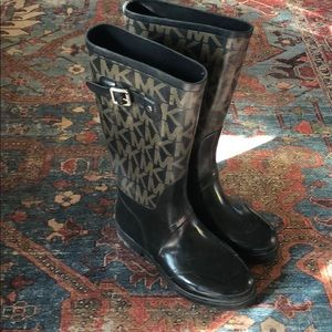 Michael Kors wellies